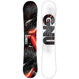 Gnu Men's Carbon Credit Wide Snowboard '19