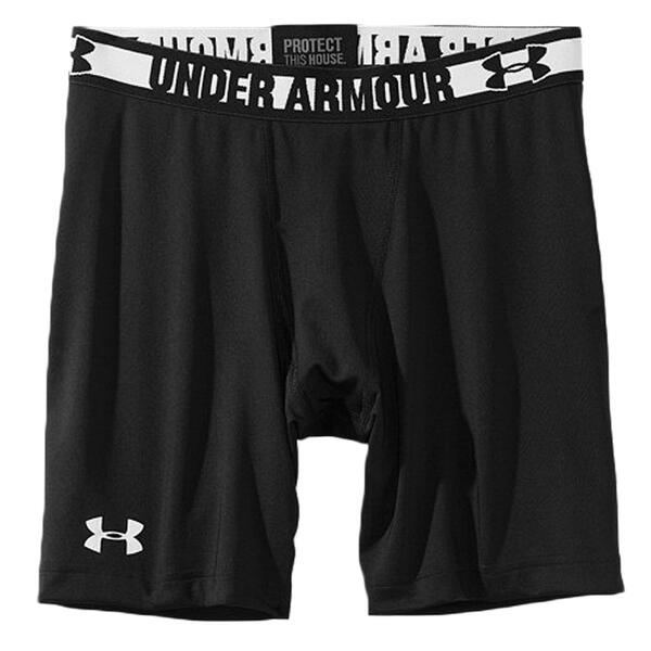 "Under Armour Men's Heatgear 6"" Sonic Compression Shorts"