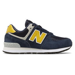 New Balance Little Boy's 574 Pigment Running Shoes