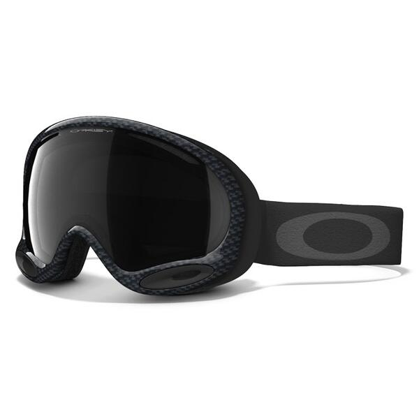 Oakley A Frame 2.0 Snow Goggles with Dark Grey Lens