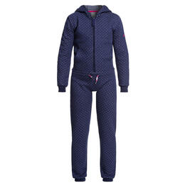 Roxy Girl's Cozy Up Technical Hooded Quilted Jumpsuit