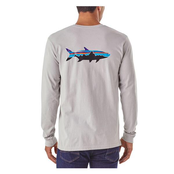 Patagonia Men's Fitz Roy Tarpon Long Sleeve