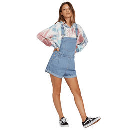 Volcom Women's Not Over It Overalls