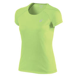 Asics Women's Short Sleeve Running Workout Top