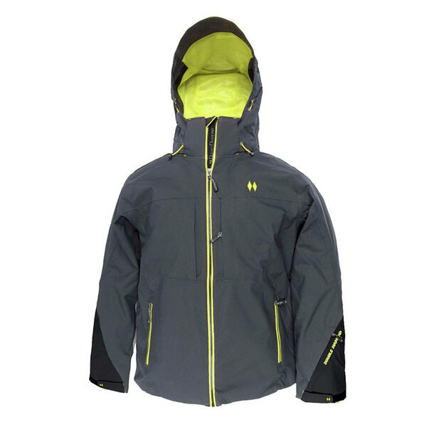 Double Diamond Men's Stealth Ski Jacket