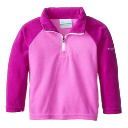 Columbia Toddler Girl's Glacial™™ Half Zip Fleece Jacket