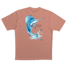 Quiksilver Men's Waterman Leaps And Bounce T Shirt