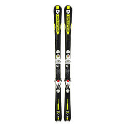 Dynastar Men's SpeedZone 10Ti All Mountain Skis With SPX 12 Konect Bindings '17