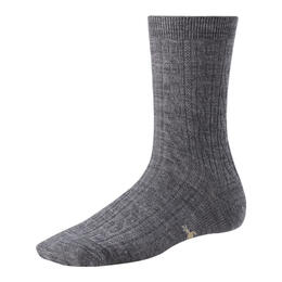 Smartwool Women's Cable II Crew Socks Medium Grey