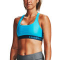 Under Armour Women's Armour® Mid Crossback Sports Bra alt image view 14