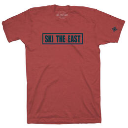 Ski The East Men's Foundation T Shirt