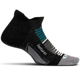 Feetures Elite No Show Tab Light Cushion Running Socks