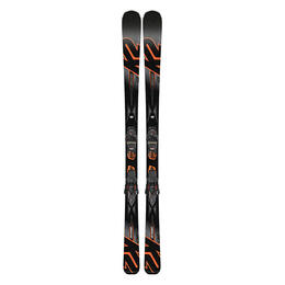 K2 Men's Ikonic 84 All Mountain Skis w/ M3 12 TCx Bindings '19