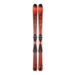 K2 Men's iKonic 85Ti All Mountain Skis with Marker MXC 12TCx Bindings '17