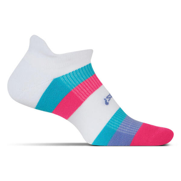 Feetures High Performance Stripes Light Cus