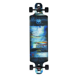 Never Summer Clutch Complete Longboard '17