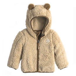 The North Face Infant Plushee Bear Fleece Hoodie