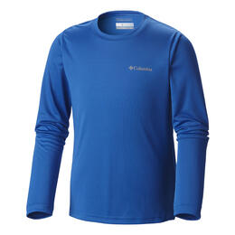 Columbia Boy's Terminal Tackle Long Sleeve T Shirt