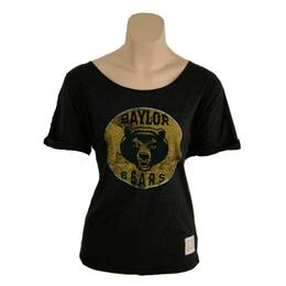 Original Retro Brand Women's Baylor Relaxed Dolman