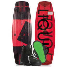 Liquid Force Next Wakeboard '19 with Classic Bindings