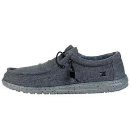 Hey Dude Men's Wally L Stretch Casual Shoes