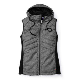 Smartwool Women's Double Propulsion 60 Printed Hooded Vest