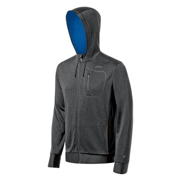 Asics Men's Exertion Running Jacket