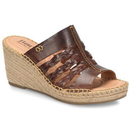 Born Women's Pinal Wedge Sandals