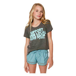 O'Neill Girl's Renewal Boardshorts 2