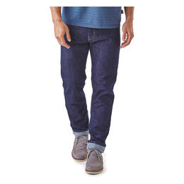 Patagonia Men's Flannel Lined Performance Straight Fit Jeans