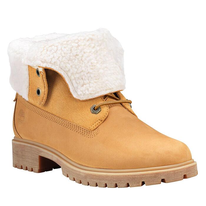 Timberland Women's Jayne Fleece Fold-Down H