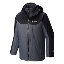 Columbia Men's Whirlibird Interchange Ski Jacket- Extended Sizes