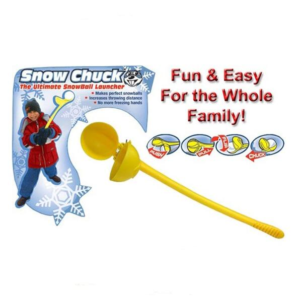 S.a.a. Inc. Snow Chuck Snowball Launcher