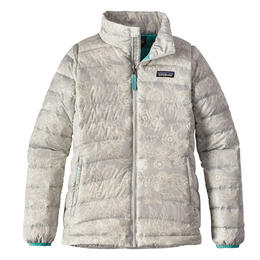 Patagonia Girl's Down Sweater Jacket - Cuddle Puddle