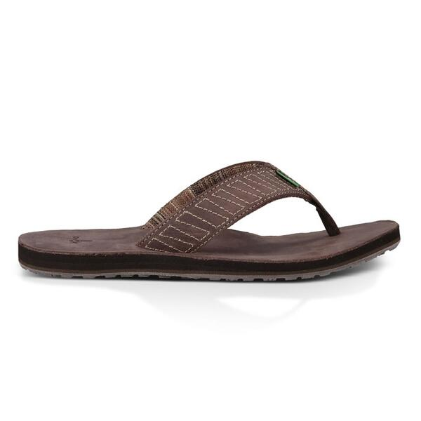 Sanuk Men's Burro Down Sandals