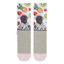Stance Girl's Crew Kiwi Youth Socks