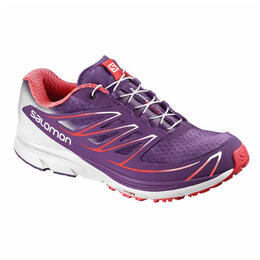 Salomon Women's Sense Mantra 3 W Cosmic Trail Running Shoes