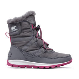 Sorel Girl's Whitney Short Lace Snow Boots