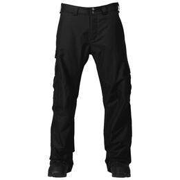 Burton Men's Cargo Snowboarding Pants - Short