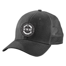 Ski The East Men's Navigator Canvas Trucker Hat