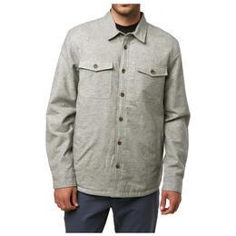 e7b1c90f351 O neill Men s Gravel Lined Lined Button Down Long Sleeve Shirt