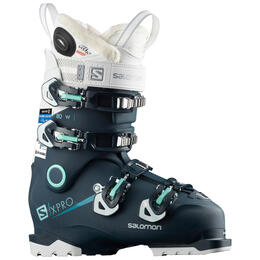Salomon Women's X PRO 80 W Custom Heat Connect All Mountain Ski Boots '19