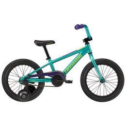 Cannondale Girl's Kids Trail Single-Speed 16 Sidewalk Bike '21