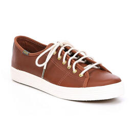 Keds Women's Kickstart Leather Casual Shoes