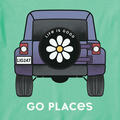 Life Is Good Women's Go Places Crusher Long
