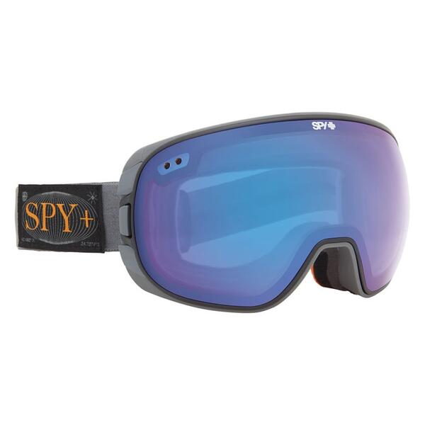 Spy Doom Snow Goggles with Blue Contact Lens