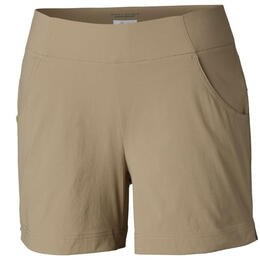 Columbia Women's Anytime Casual Shorts Tan