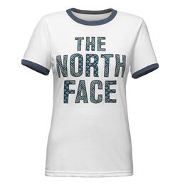 The North Face Women's Dome Tri-blend Ringer T-Shirts