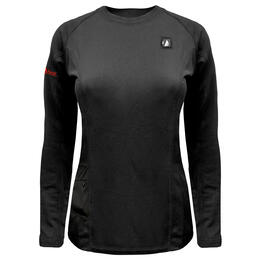 ActionHeat Women's 5V Battery Heated Base Layer Shirt