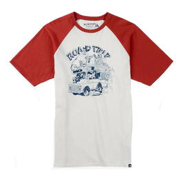 Burton Men's Good Times Short Sleeve T Shirt